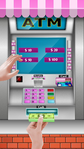 Learn ATM & Vending Machine: Credit Card Simulator  screenshots 3