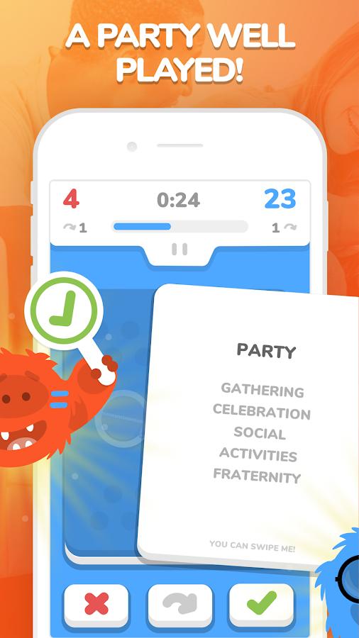 eTABU - Social Game - Apps on Google Play