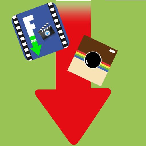 Video Download for Fb & Insta 工具 App LOGO-硬是要APP