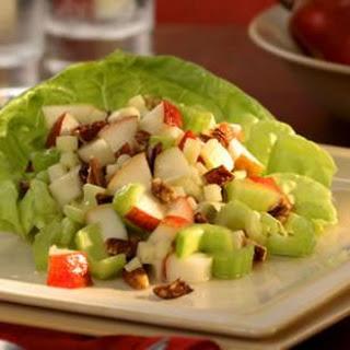 Crunchy Pear & Celery Salad