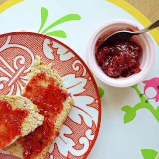Breadmaker Strawberry Jam