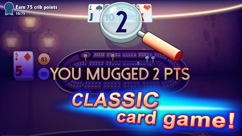 Ultimate Cribbage - Classic Card Game Screenshot