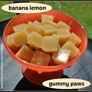 Gummy Paws.