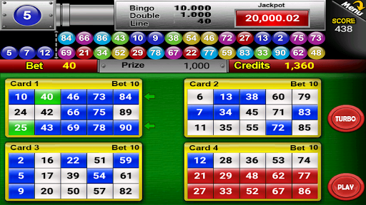 Nine Balls Video Bingo 2.05 screenshots 3