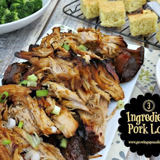 3-Ingredient Pork Loin.