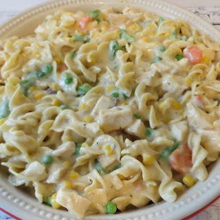 Chicken Noodle Casserole Recipes