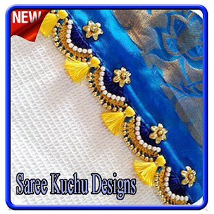 Saree Kuchu Designs Ideas - náhled