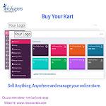 Shopping Cart Application development