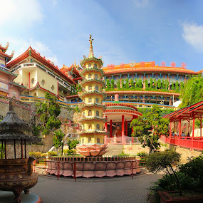 Kek Lok Sie Temple by Andreas Tan - Buildings & Architecture Places of Worship ( temple, kek lok sie, chinese temple )