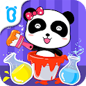 Baby Panda's Color Mixing Studio icon