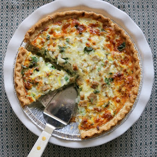 Deep Dish Vegetable Quiche Recipes