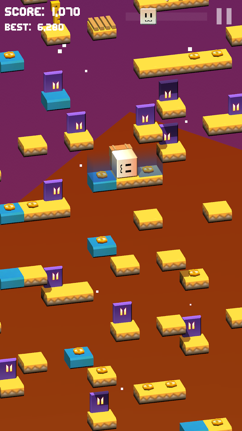 Super Drop Land Screenshot 4