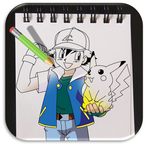Learn How to Draw Pokemon Trainers