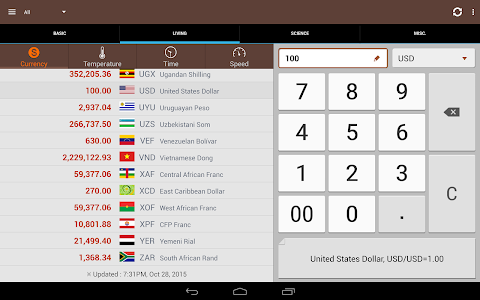 Unit Converter Pro screenshot 8