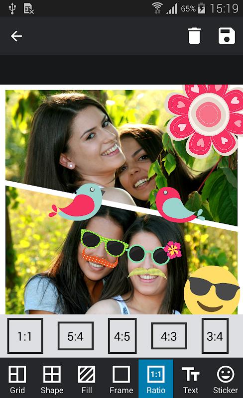 Photo Editor Collage MAX screenshots