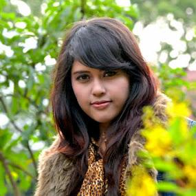Smile by Gandi Tan - People Portraits of Women