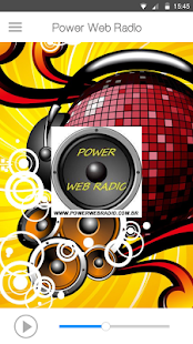 Power Web Radio- screenshot thumbnail