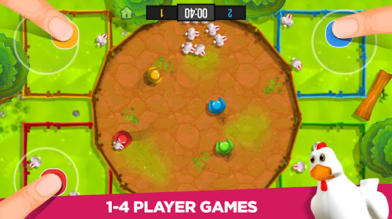 Game Stickman Party: 1 2 3 4 Player Games Free APK for Windows Phone