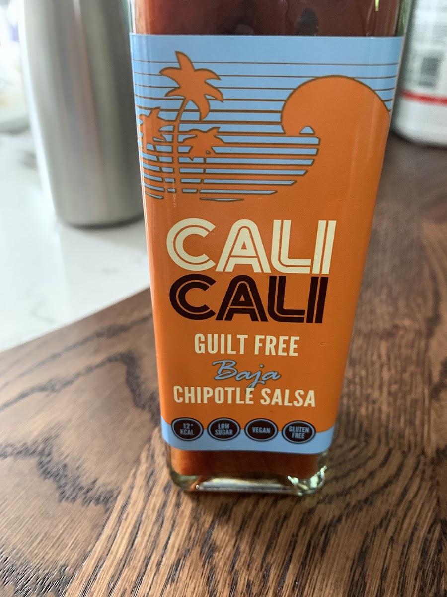 Baja Chipotle Salsa