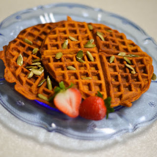 Cinderella'S Dreamy Pumpkin Waffles Recipe
