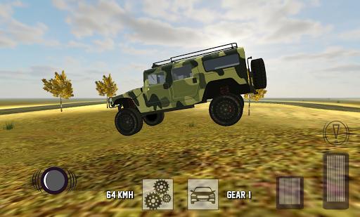 4x4 Offroad Truck 4.0 Mod screenshots 2