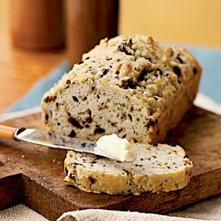 Kalamata Olive Bread with Oregano