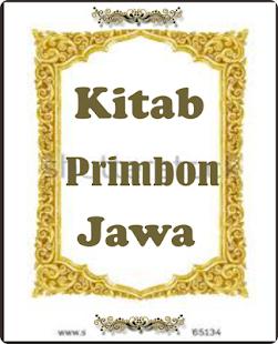 Kitab Primbon Jawa Terlengkap - náhled