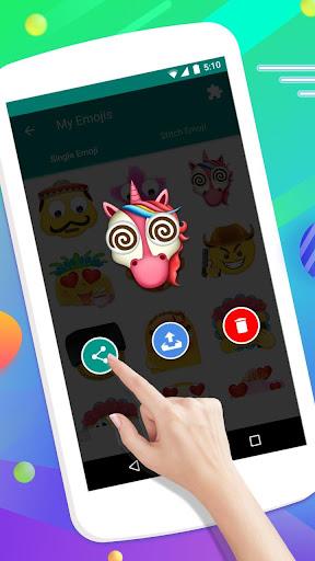Emoji Maker- Free Personal Animated Phone Emojis Apk apps 7