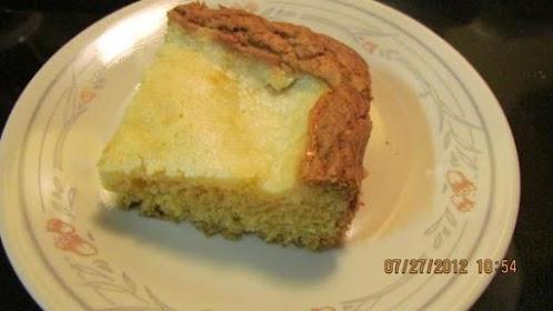 Mom's Gooey Butter Cake