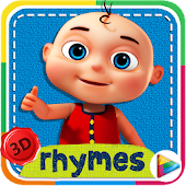 Kids Rhymes ,Phonics & ABC Songs 3D English Videos