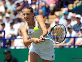 Indruk maken met oog op Wimbledon? Na Mertens en Bertens heeft ook Kerber geen verhaal tegen nummer drie van de wereld
