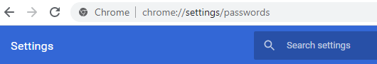 How to Import and Export Passwords in Chrome 1