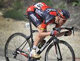 Sanchez suspendu, Vliegen le remplace à la Vuelta