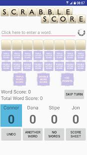 Scrabble Score Platinum - náhled