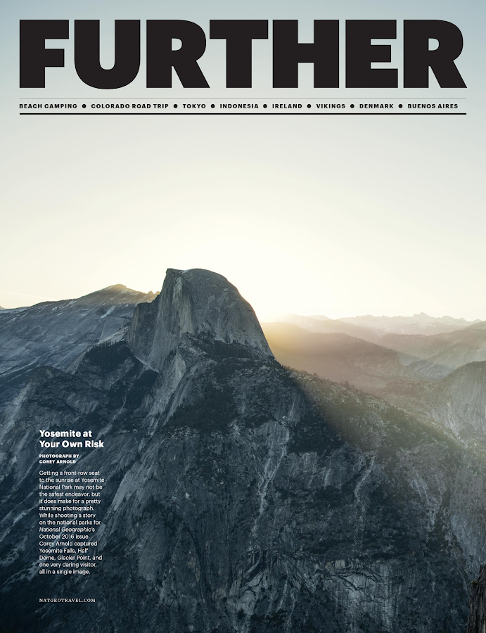 National Geographic Traveler- screenshot