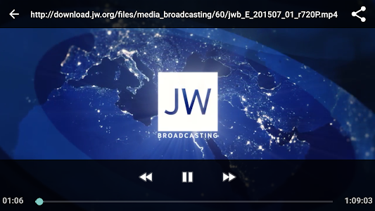 JW Broadcasting screenshot 4