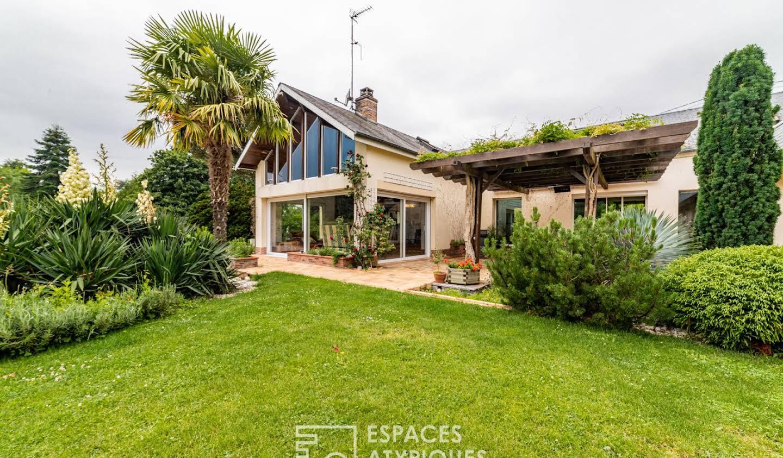 Maison avec piscine et terrasse Sainte-genevieve