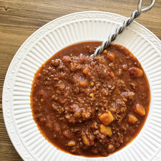 Whole30 Approved Chili
