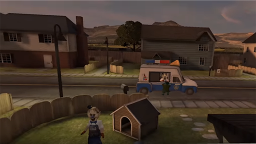 Ice Rod police creams Neighbor 2020 screenshots 5