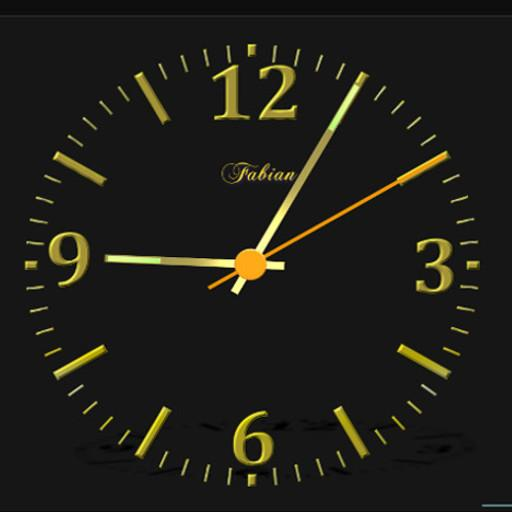 Nice Night Clock with Alarm and Light  no Ads