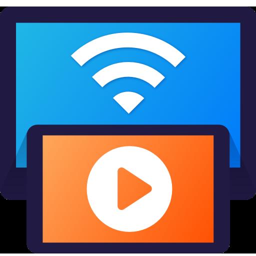 Cast to TV: Chromecast, IPTV, Fire TV, Xbox, Roku Icon