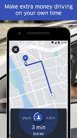 screenshot of Uber Driver
