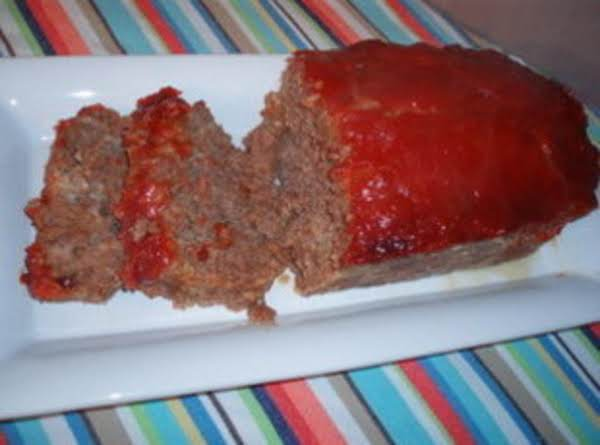 All American Meat Loaf Recipe