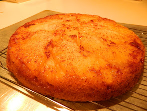 Photo: Ramprashad's fresh pineapple upside down cake