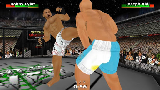 Weekend Warriors MMA  screenshots 1