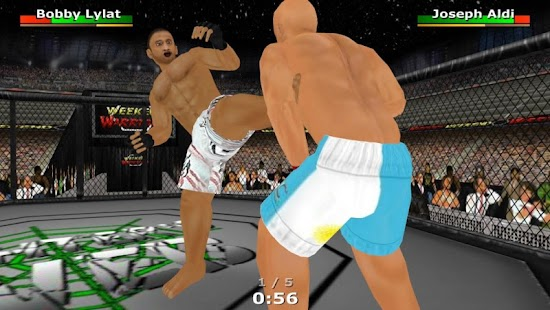 Weekend Warriors MMA- screenshot thumbnail