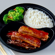Wuxi Spareribs with White Rice Combo