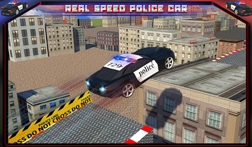 Police Car Rooftop Training screenshot 15