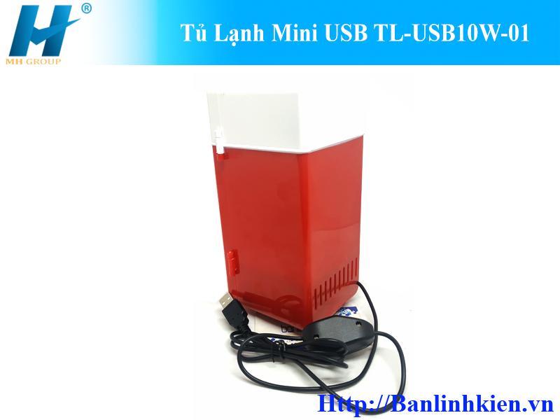 Tủ Lạnh Mini USB TL-USB10W-01
