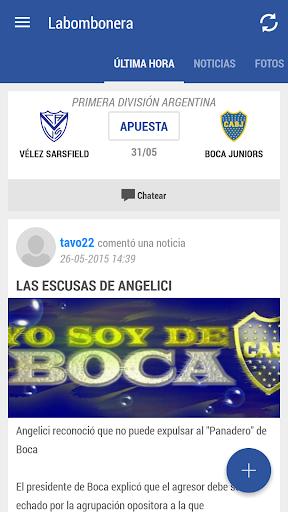 Boca Juniors Labombonera